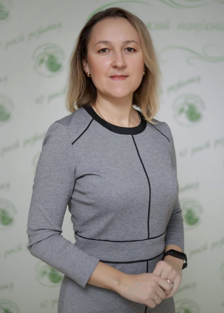 Viktoriia Nedosiekova